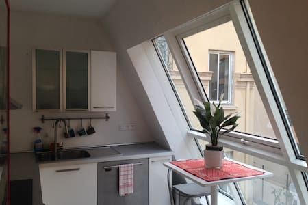 Room (3) w/kitchen, 3 min from Monaco - Beausoleil - Appartement
