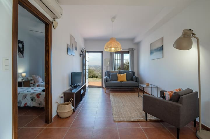 Apartment Pascual...stunning country setting