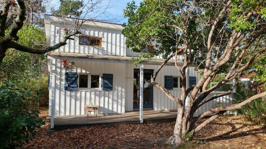 Bungalow  rénové 6p   CHM  Centre 100% Naturiste - Vendays-Montalivet - Bungalo