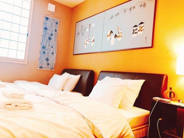 *Kyoto Dream Inn Kiyomizu-Dera * M room*