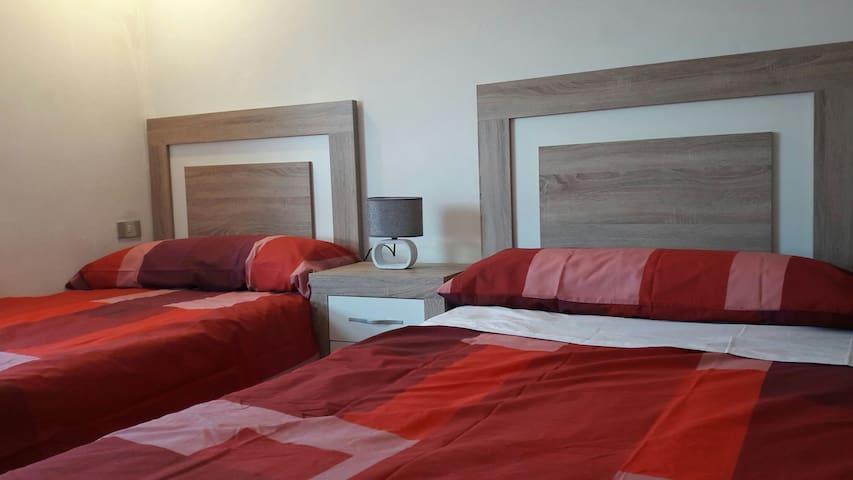 Apartamento sencillo en Alsasua - Alsasua - Apartament