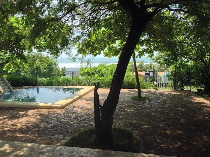 Casa de Playa en Pochomil