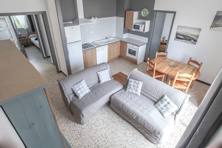 Appartement en front de mer Leucate - Leucate - Leilighet
