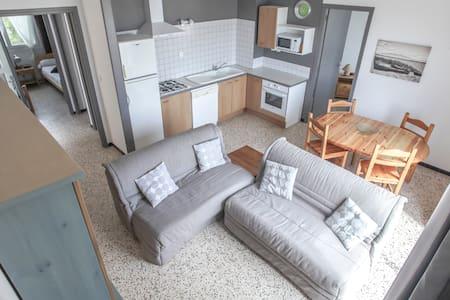 Appartement en front de mer Leucate - Appartement