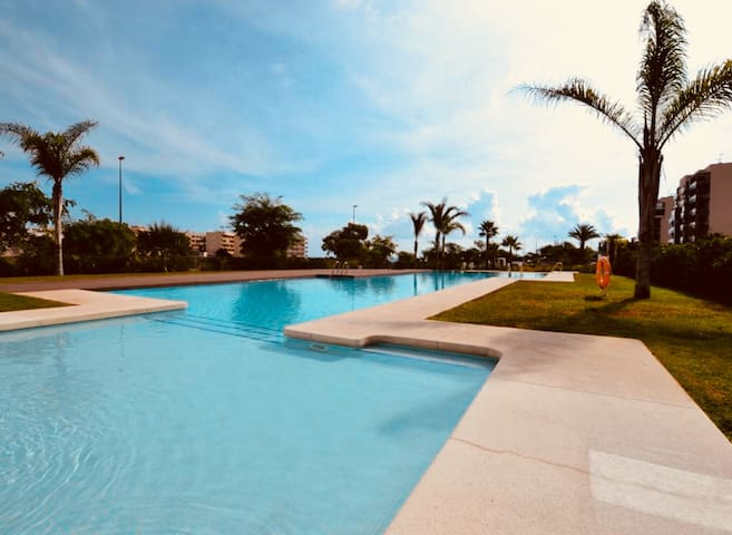 Modern 3 Bed apartment, Costa Blanca, huge Terrace