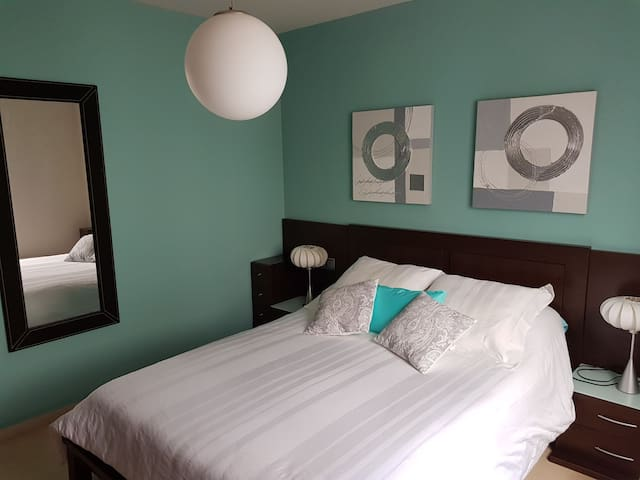 Bonito apartamento opción Spa.