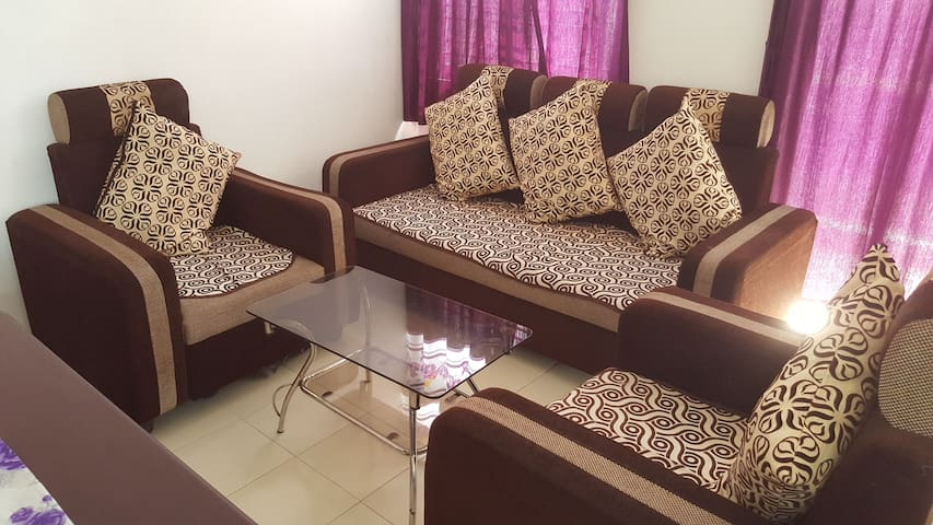 Comfortable & Peace Stay with Complete Privacy