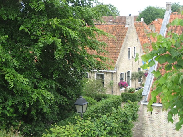 Bourtange - Bourtange - Penzion (B&B)
