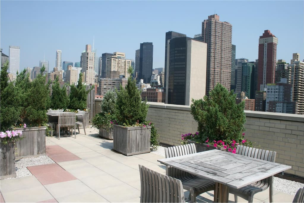 manhattan 1bd in 2bd near esb un nyu w roof deck appartements louer new york new york. Black Bedroom Furniture Sets. Home Design Ideas