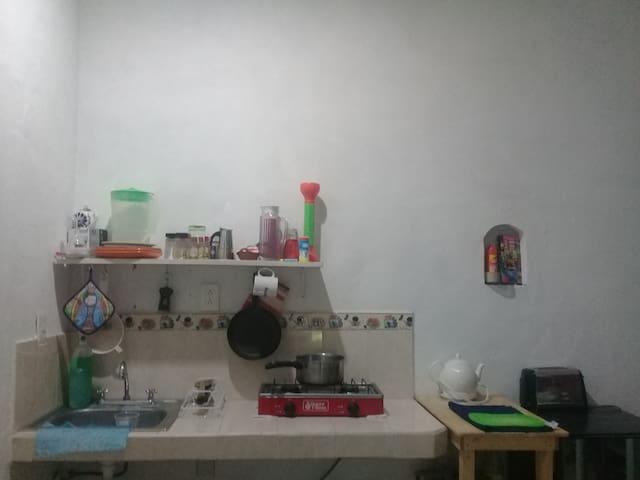 Studios Hunab ku with A/C