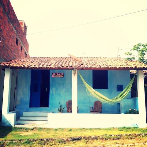 Casinha Azul - Trairi - Rumah