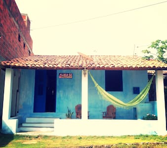 Casinha Azul - Trairi