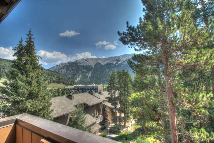 CM417 Hotel Room With Perfect Location! Ski in/out - Copper Mountain