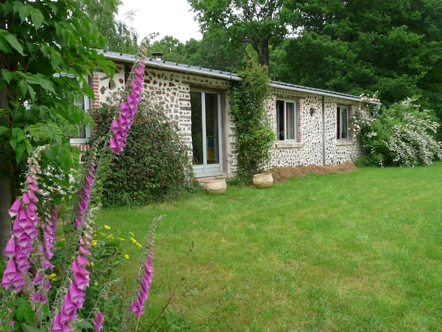 Eco-friendly house in Normandy - Jullouville - Dom