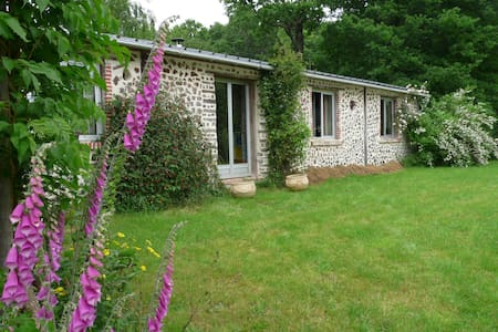 Eco-friendly house in Normandy - Jullouville - House