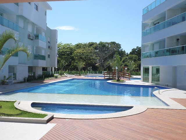 Parece resort! - Florianópolis - Apartment