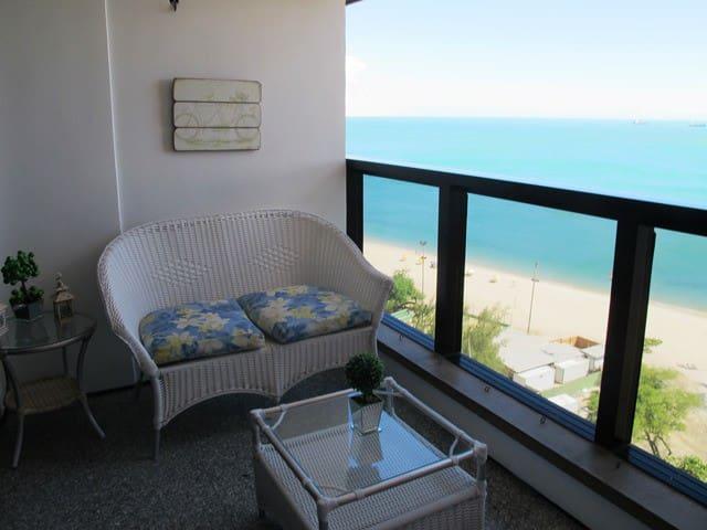 Apartamento com belíssima vista na Beira Mar! - Meireles - Apartament