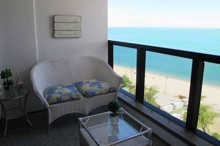 Apartamento com belíssima vista na Beira Mar! - Meireles - 公寓