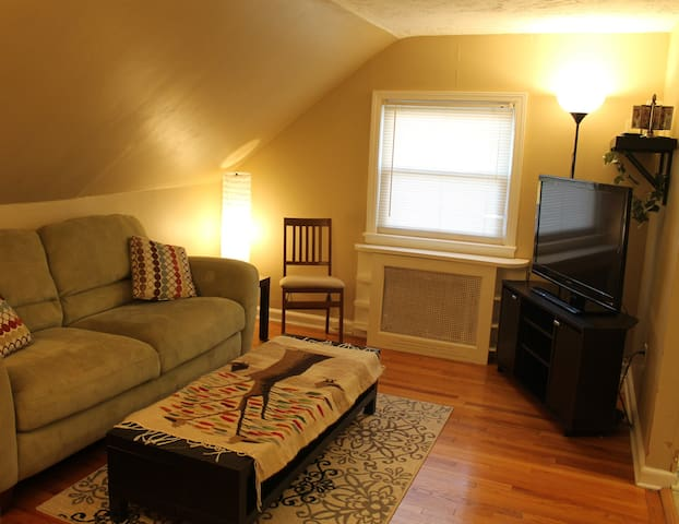 Nutley One-Bedroom Apartment