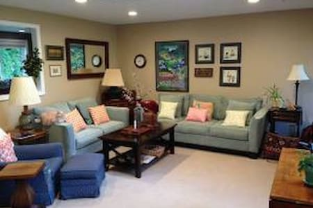 Quiet home near Juanita and the U of W Bothell - Bothell