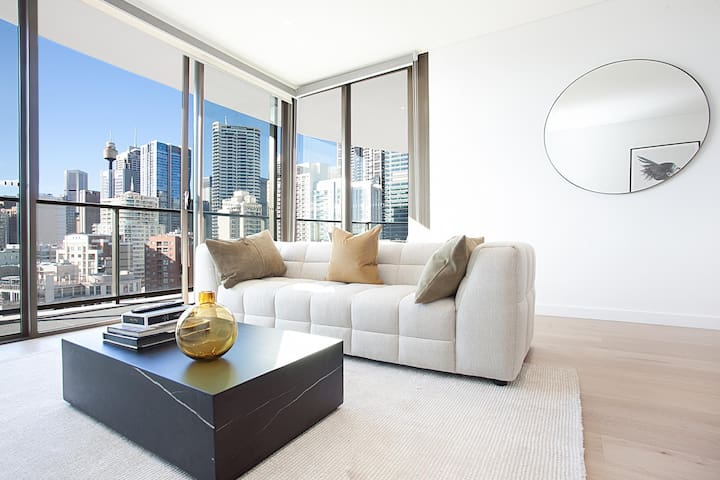 Luxury High-Rise With Breathtaking View