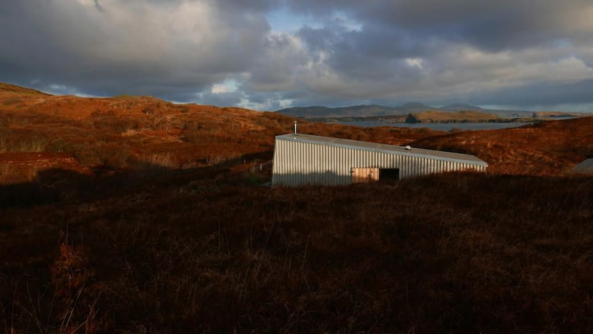 The Studio  Architect Designed Isle of Skye - Carbost