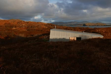 The Studio  Architect Designed Isle of Skye - Carbost - Hus