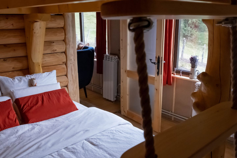 Bedroom - handmade and cozy