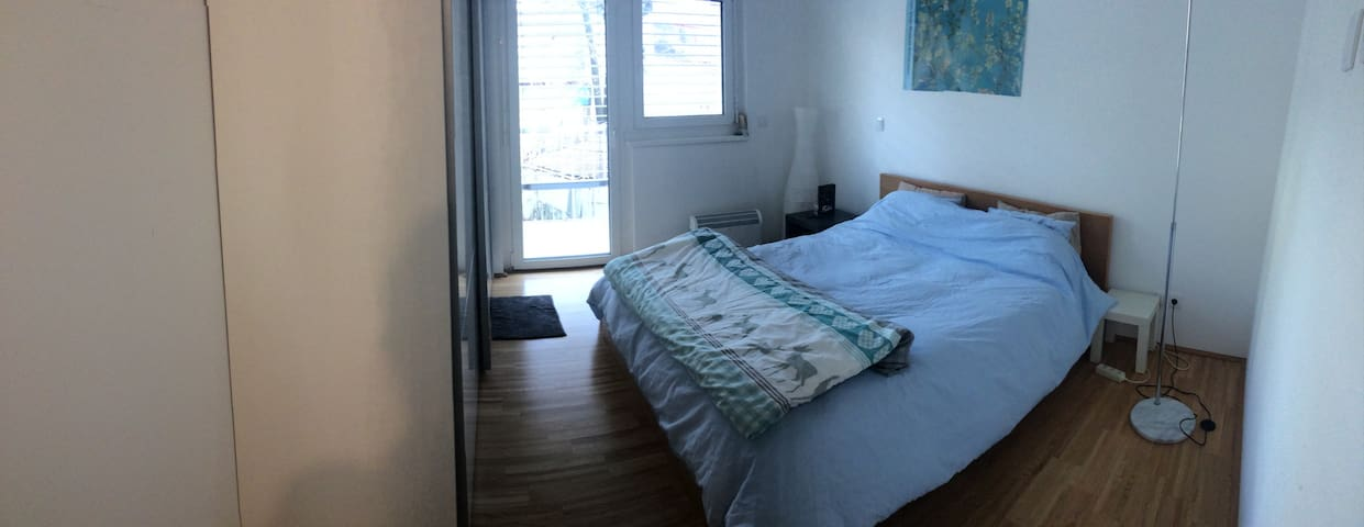 Schloss VERDíN (1 room with lovely terrace) - Wien - Wohnung
