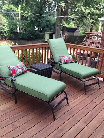 1 BR in South Charlotte! - Charlotte - Casa