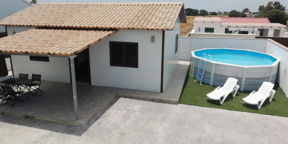 """Charming Holiday Home """"Casa Nueva"""" with Terrace; Parking Available, Pets Allowed For Extra Charge"""