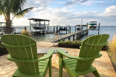 Ozona Sunsets, ON THE WATER, w/separate entrance