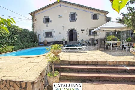 Countryside Villa Campdora for 14 right outside of Girona! - ジローナ