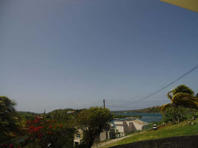 Beautiful sea view apartment - Saint Davids - Byt