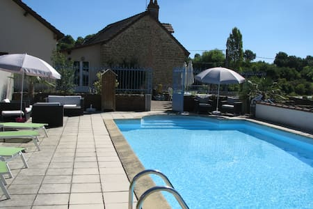 Le Lodge de Rimont 2 - Fley - House