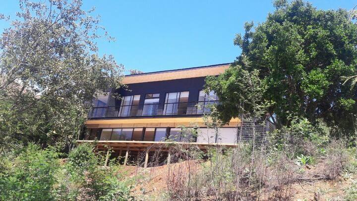 Casa en lago Vichuquen