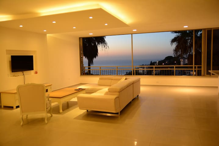 luxurious house,best locaition - haifa - Pis
