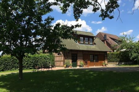 Ferienwohnung im Heidekreis - Apartament