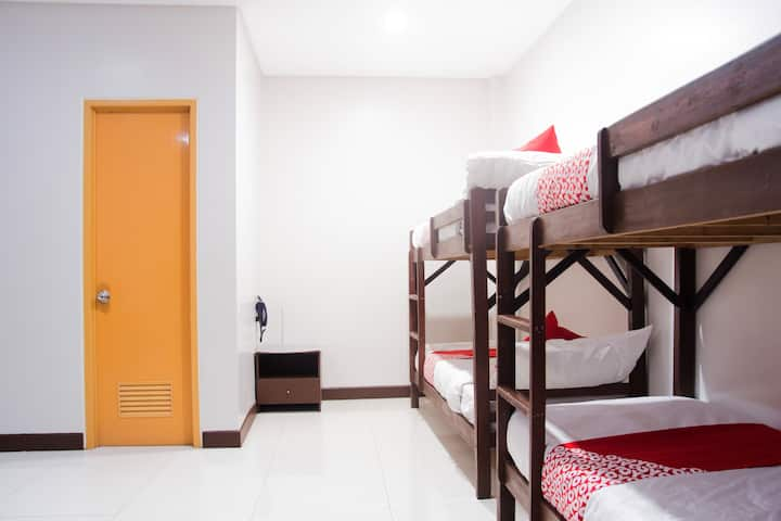 Standard Bunk 6 Bed Stay @ Monclaire Suites