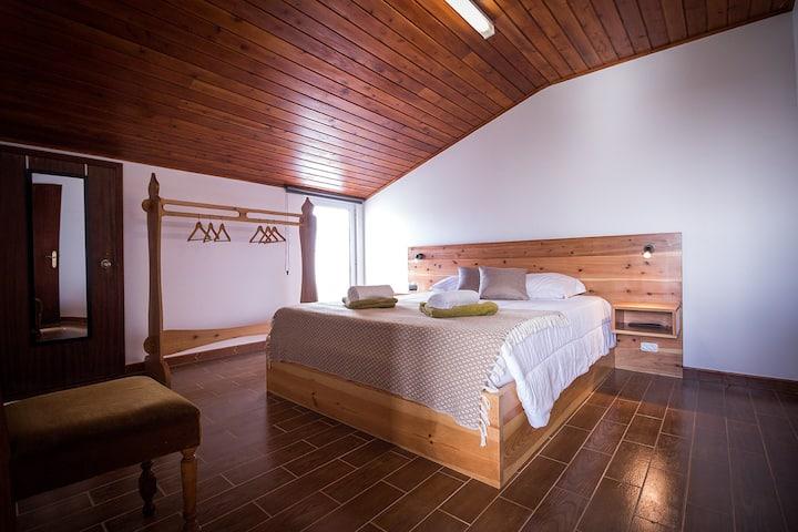 Family private room at Ponta Delgada