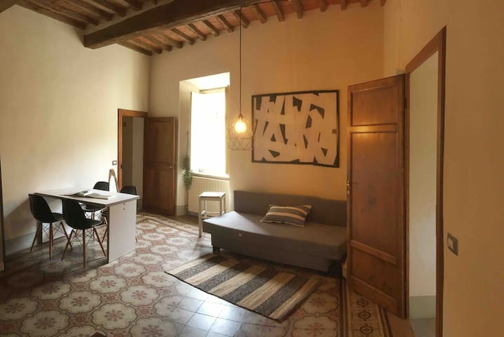 Apartment in Tuscany's countryside village
