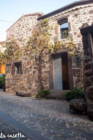 Nido d'amore nel cuore della Sardegna - Paulilatino - Rumah