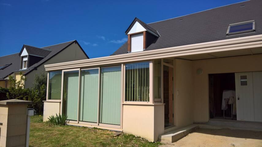 Maison 10 personnes Secteur Granville - Saint-Pair-sur-Mer - House