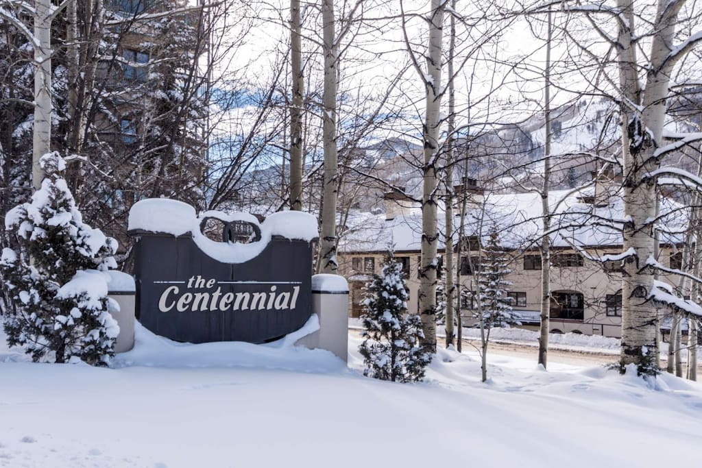 Welcome to the beautiful Centennial Lodge!
