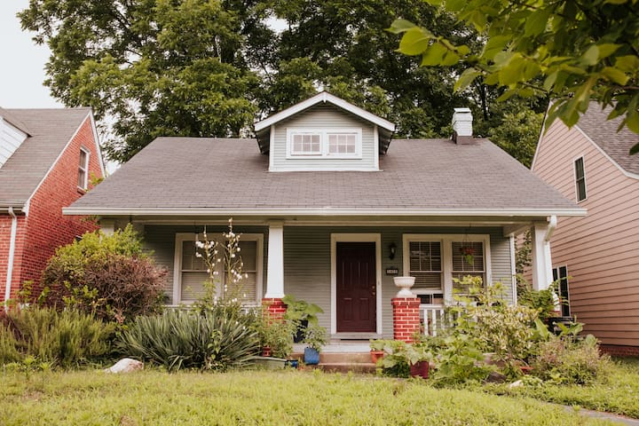 The Cutest Bungalow in Richmond