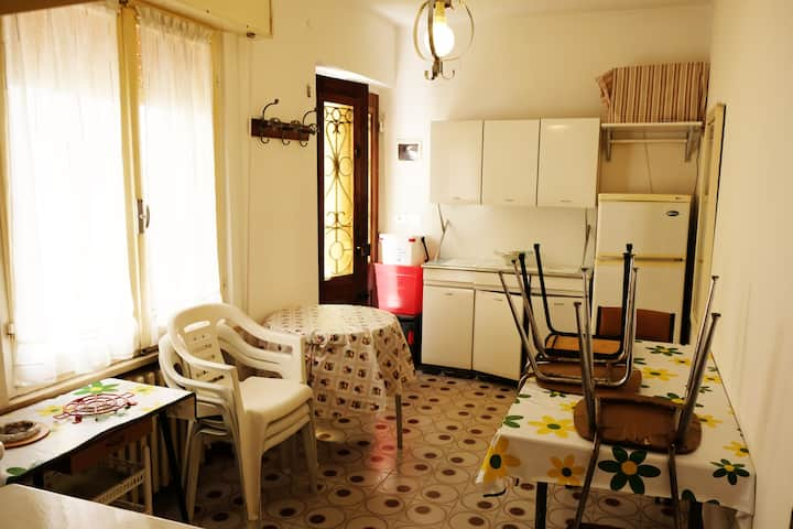 Appartamento Bilocale piano terra Gabicce Mare