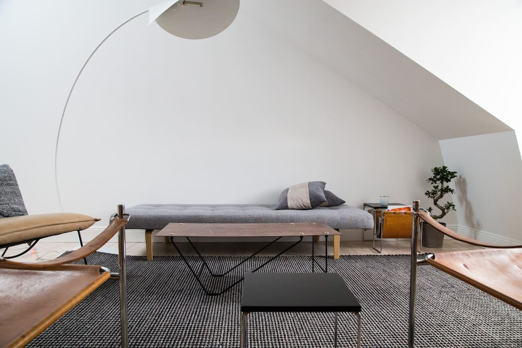 Daybed that can be turned in to extra bed