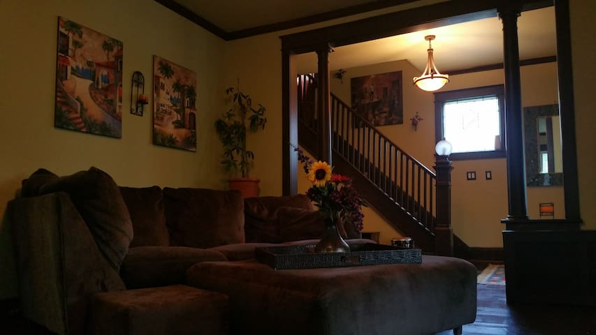 Garden Resort Style Home (25min to NYC) w/EXTRAS!! - Mount Vernon - Talo