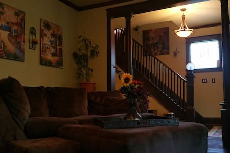 Garden Resort Style Home (25min to NYC) w/EXTRAS!! - Mount Vernon - Huis
