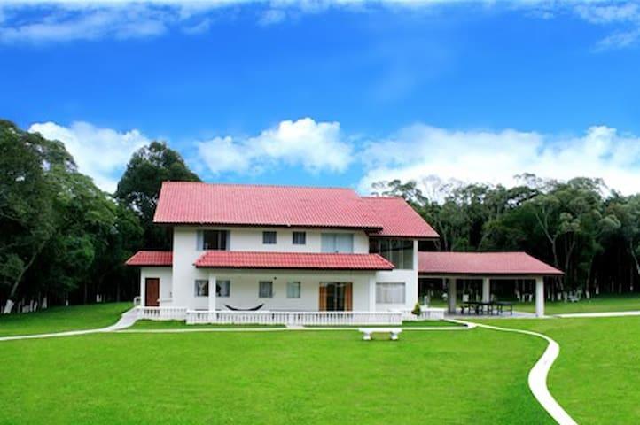 Recanto Maranatha - São José dos Pinhais - Cottage